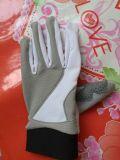 ケイ酸ゲル循環の手袋を競争させる完全な指の手袋の自転車の冬