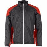 대조 색깔 Mens 고품질 긴 소매 방수 옥외 스포츠용 잠바 재킷