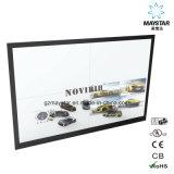 """прозрачная видео- витрина 15 """" ~65 """" для рекламировать, комната выставки, выставка"""