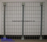 Netwerk van de Draad van de Prijs van de fabriek het Duurzame Decking met Geflakkerd Kanaal