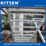 Kitsen Hop DIP Système Ringlock échafaudages en acier galvanisé