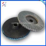 Yurui 50mm 75mm Disco de lixa de resina de óxido de alumínio para a madeira de moagem