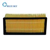 De gele Filters van de Lucht voor Luchtzuiveringstoestellen/de Zuiveringsinstallaties van de Lucht