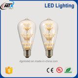 Ahorro de energía de 3W Bombilla LED E27 con la aprobación RoHS CE