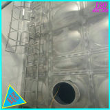 Stockage en acier inoxydable avec isolation grand réservoir d'eau