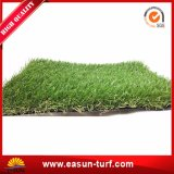 Instalación artificial fácil de la hierba para el paisaje