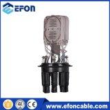 Tipo de cúpula de 24 núcleos de cierre de cable de empalme de fibra óptica