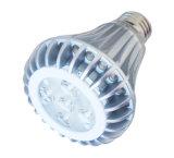 Luz LED PAR, 5X2w punto cree