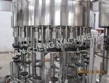 3000bph автоматическая стеклянную бутылку вина линии розлива / розлива завода