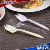 GroßhandelswegwerfPalstic Cutlery/PS Kamm-Gabel und Löffel/PlastikSpork