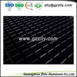 Zwart Geanodiseerd Aluminium om Heatsink voor de Verlichting van het Stadium