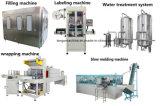 La Chine automatique Packaged Drinking Water Remplissage de bouteilles en plastique usine d'Embouteillage