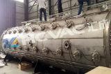 De horizontale VacuümMachine van de Deklaag van het Plasma PVD voor de Pijpen/de Bladen van het Roestvrij staal