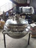 Goma de la carne de vaca del acero inoxidable de la olla de presión que cocina el mezclador