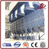 Tipo industriale collettore di polveri di impulso pieghettato filtro dell'aria della cartuccia