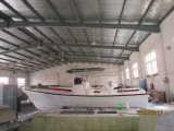 Liya 7.6m 섬유유리 어선 근해 어선 Panga 배