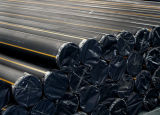 Natural Gas Supply에 고열 Resistant HDPE Pipe Applied