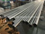 L'acier inoxydable a soudé le tube, pipe soudée d'acier inoxydable