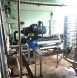 Sistema de água de refrigeração para a linha de produção de alimentos