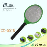 Nuevo estilo y enchufe redondo especial repelente de mosquitos Swatter eléctrico Insecticida de Contacto Bat con LED