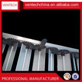 Klimaanlagen-Ventilations-Aluminium setzte Schaufel-Dämpfer entgegen