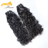 Tipo de venda quente cabelo bonito das mulheres que tece o cabelo brasileiro