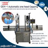 Qdx-1 automatische Hoofd het Afdekken Machine voor Sojasaus