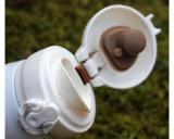 Edelstahl-Wasser-Flaschen-Trommel des Form-Vakuumisolierungs-Cupthermos-500ml