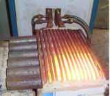 Zeer snel het Verwarmen het Verwarmen van de Inductie van de Snelheid de Apparatuur van de Staven van de Staven van het Smeedstuk