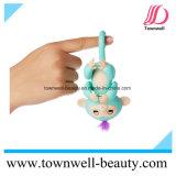 Обезьяны младенца Fingerlings игрушки малышей взаимодействующей электронные