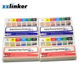 Lc-R21 CE FDA 2% de los puntos de papel absorbente de dental