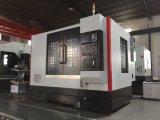 Центр CNC филировальной машины точности дешевого высокого качества миниый вертикальный подвергая механической обработке