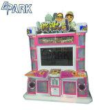 Station de métro de l'écran 42 pouces de luxe Parkour Arcade de l'amusement des machines de jeu