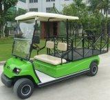 2 Pessoa Elevadores eléctricos de carrinhos de golfe com carro de carga