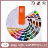 A pulverização eletrostático barata revestimento em pó brilhante Pintura metálica em cores RAL