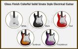 Оптовая торговля Custom марок St электрическая гитара Сделано в Китае