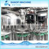 Drie in Één Machine van het Flessenvullen van het Water voor Verkoop