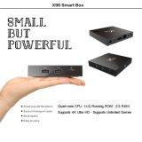 2GB 16GB androider Fernsehapparat-Kasten Amlogic X96 voll einprogrammiert Kodi 17.3 intelligenter IPTV Kasten