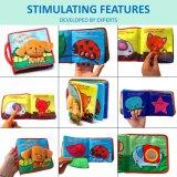 ليّنة كتاب لعبة أطفال بناء نشاط تجعّد قماش [هندمد] تربويّ