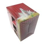 La pantalla del contador corrugado flauta E Caja de papel de alimentos