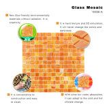 Wand-Dekoration-Badezimmer-Buntglas-Mosaik-Fliese für heißen Verkauf