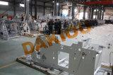 Gevouwen Document 4 van kraftpapier Microwavable Machine van de Container van Hoeken de Meeneem