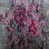 Ткань жаккарда шерстей, ткань жаккарда одежды из твида шерстяная, ткань Dobby
