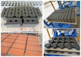 Blocchetto del lastricatore che rende a macchina muro di cemento leggero rivestire fabbricazione di pannelli della macchina