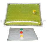 Soem-transparente grosse Größen-flüssige Speicher-Plastiktülle-verpackenbeutel