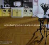 De milieu Houten Ceramiektegel van het Ontwerp voor de Decoratie van de Vloer