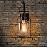 Новейшие исламской классической Vintage тип утюг материал настенный светильник