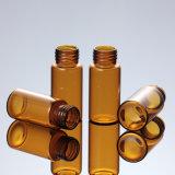 Phiole des Kronglas-3ml für medizinisches