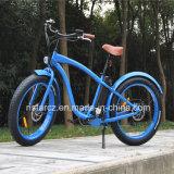 人の使用のための浜の脂肪質のタイヤの電気バイク