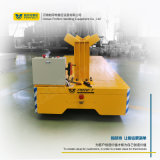 Material de aço fundido Depósito Carrinho de transporte motorizado